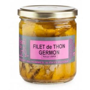 Filet de thon germon