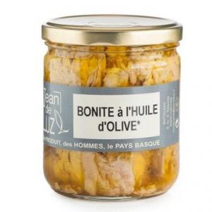 Bonite à l'huile d'olive bio