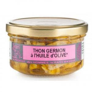 Thon germon à l'huile d'olive