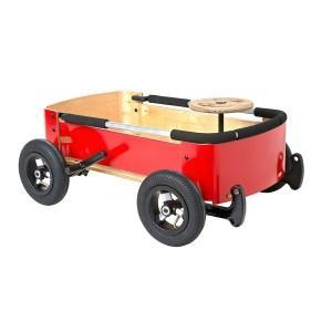 Chariot wagon boite à savon en bois wishbone bike - jouet ecologique