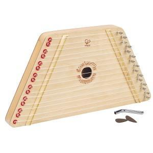 Hape harpe enfant en bois - jouet musical hape