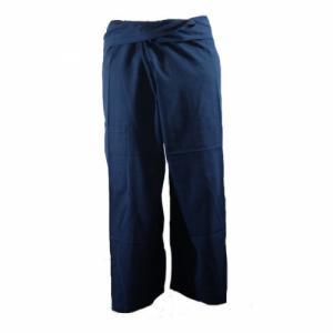 Pantalon de Pêcheur pour Massage ( bleu pétrole )