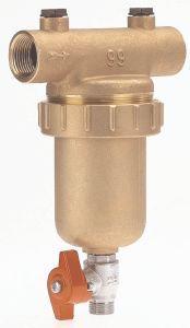 Filtre autonettoyant 1 pouce - inox 100 microns