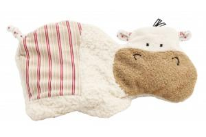 Coussin Bouillotte Hippopotame