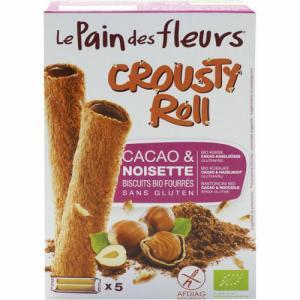 Pain des fleurs Crousty Roll au cacao
