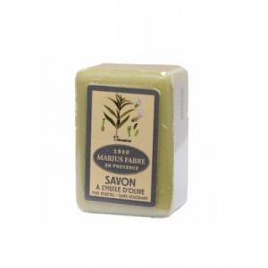 Savonnette à l'huile d'olive Marius Fabre, parfumée à la Verveine