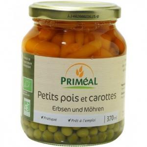 Petits pois et carottes 370 ml