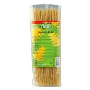 Spaghettis de riz bio