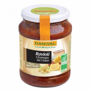 Raviolis aux 3 fromages