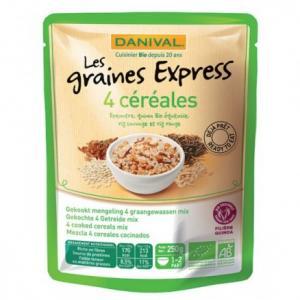 4 céréales express