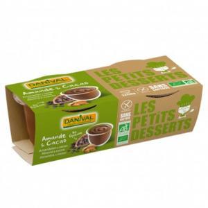 Gourmandise végétale amande cacao