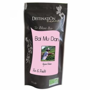 Thé Blanc Bai Mu Dan Chine