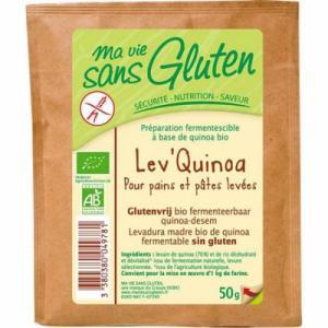 Levain de quinoa bio