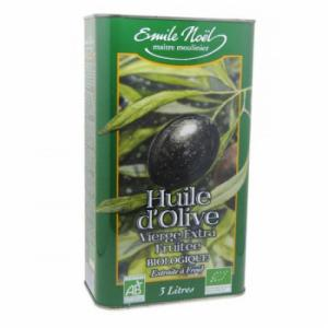 Huile d'olive vierge extra fruitée 3 L