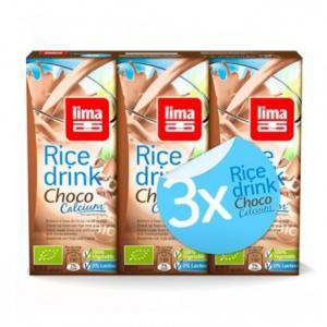 Rice drink choco 3x20 cl