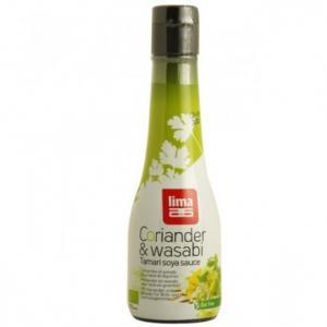 Sauce tamari coriandre - wasabi