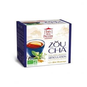 Thé Zou Cha articulations