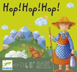 Hop, hop, hop