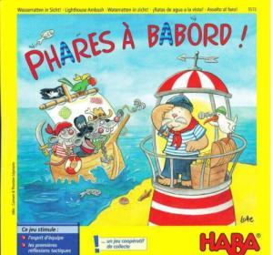 Phares à Babord