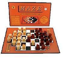 Maze - Le labyrinthe