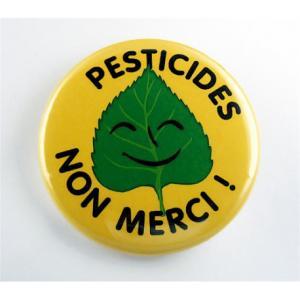 Magnet Pesticides Non Merci