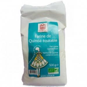 Farine de Quinoa Equitable