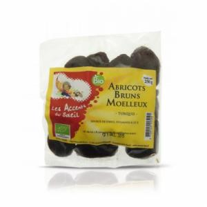 Abricots Bruns moelleux