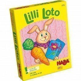 Lilli Loto - Jeu de cartes
