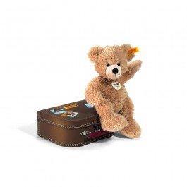 Ours Teddy Fynn dans sa valise