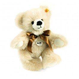 Ours Teddy-pantin Bobby crème 30 cm