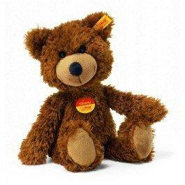 Ours Teddy-pantin Charly brun 30 cm