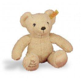 Mon premier Teddy Bear Steiff - brun 24 cm
