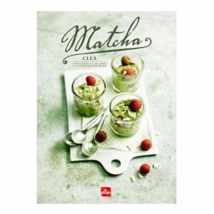 Livre Matcha de Clea - Recettes au thé matcha