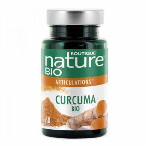 Curcuma Poivre noir bio Anti inflammatoire - 60 gélules