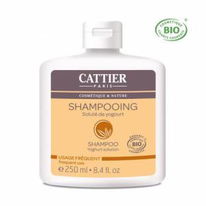 Shampoing Usage Fréquent bio Soluté de Yogourt 250ml
