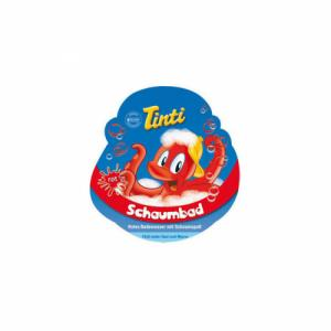 Bain moussant rouge Tinti