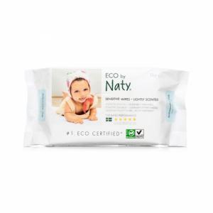Lingettes Nature Babycare parfumées