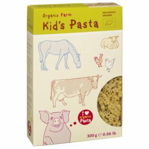 Kid's Pasta Animaux de la ferme