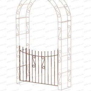 Portillon pour Arche arrondie
