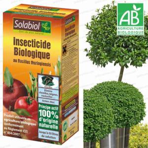 Insecticide biologique au bacillus thuringiensis 30g