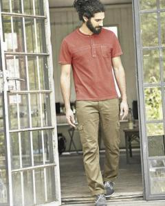Nouveau pantalon cargo homme Printemps 2015