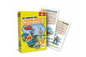 Les Enigmes des Chevaliers et Châteaux-Forts