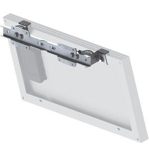 Support panneau pour montage sol-mur-mât Unifix20