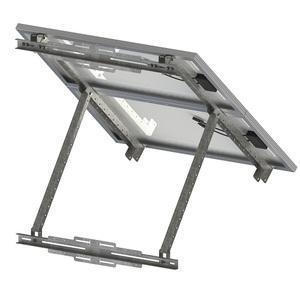 Support panneau pour montage sol-mur-mât Unifix200