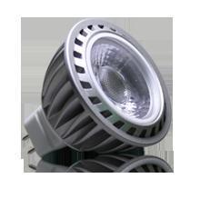SPOT LED MR16 (12V) COB EPISTAR 5W Blanc Froid
