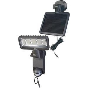 Projecteur LED Solaire Premium 8x0.5W P2 - BRENNENSTUHL