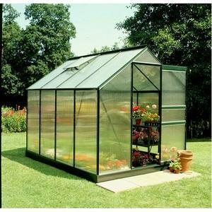Serre Forest Green Popular en polycarbonate - HALLS