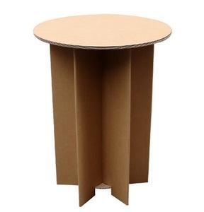 Table en carton  ETOILE
