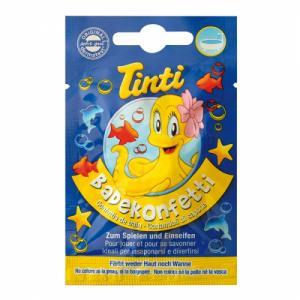 Confettis pour le bain