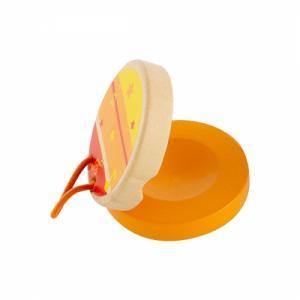 Castagnette  Orange E0310